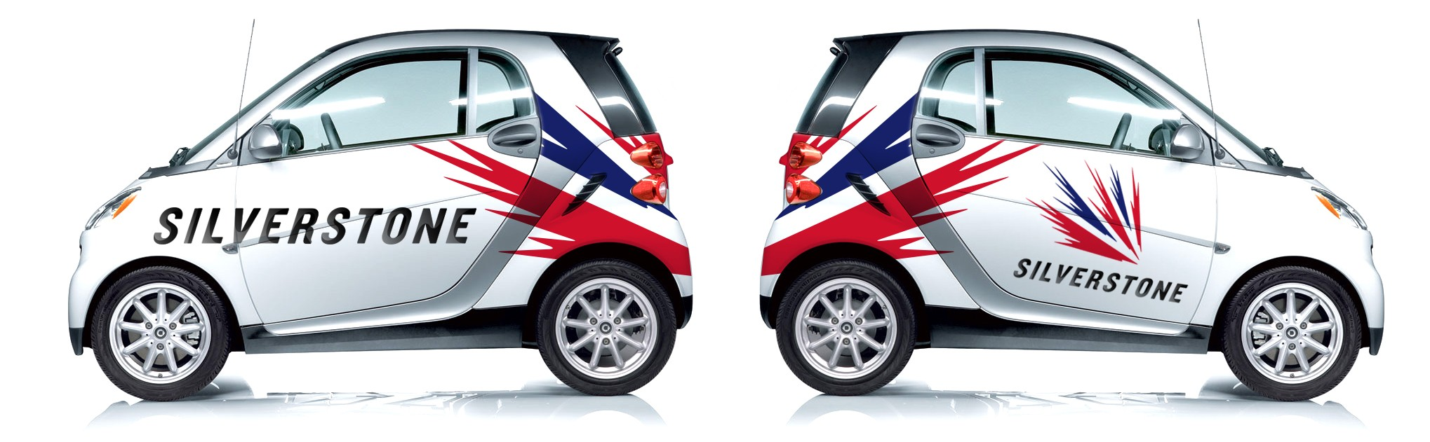 Silverstone-car