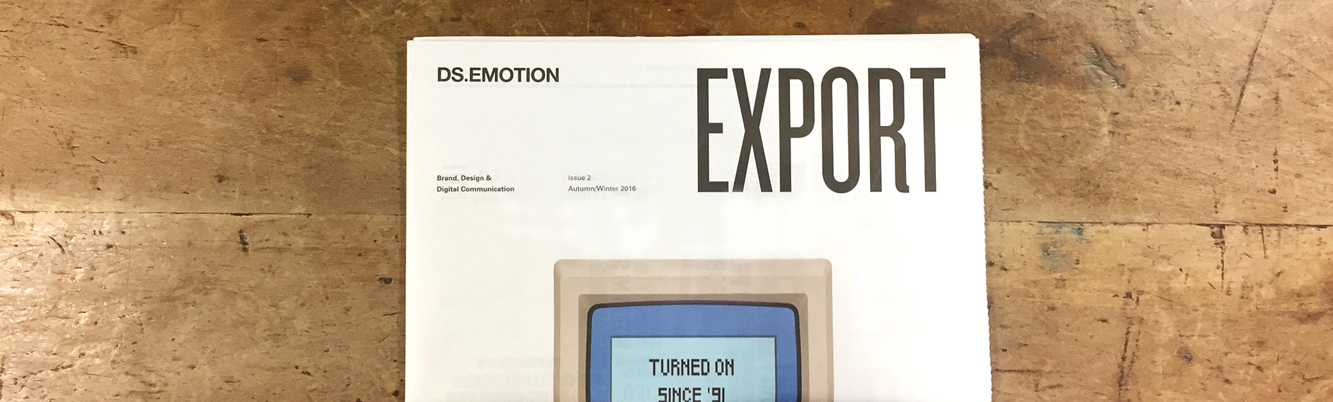 EXPORT – Issue 2