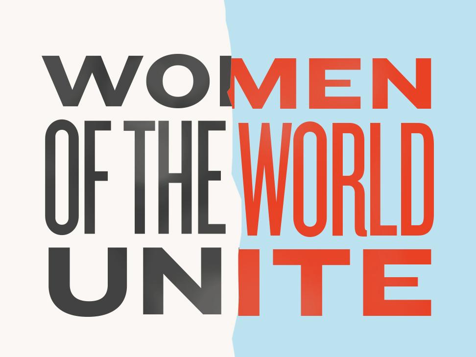 Women of the World Unite