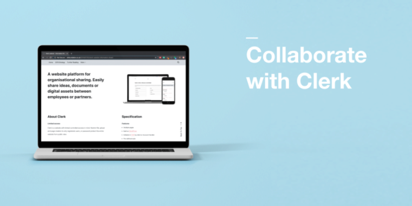 Collaborate with Clerk