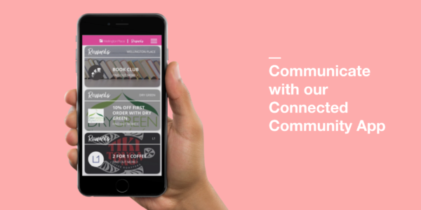 Communicate with our Connected Community App